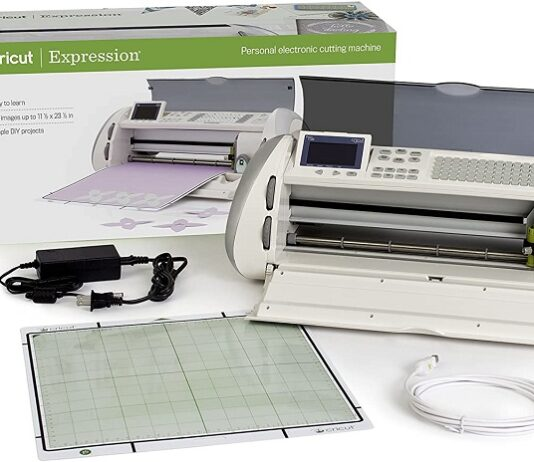 how to use cricut expression 2